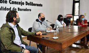 Sanzio anunció cambios en su gabinete