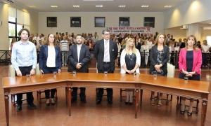 Asumieron los nuevos consejeros escolares en Tigre.