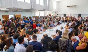 Se lanzó en La Pllata el Consejo Provincial de Economía Popular, Social y Solidaria.