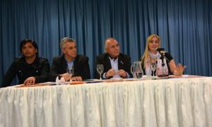 La Jefa Comunal firmó convenios con la Secretaría de Derechos Humanos de la Provincia.