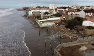 Erosión costera