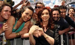 Cristina se presenta este jueves en Ensenada.