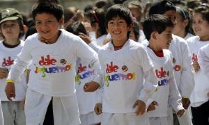 Coca-Cola promovió la actividad física de los chicos en más de 1.300 escuelas públicas de todo el país