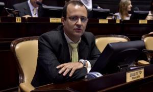 Daletto rechaza la iniciativa impulsada por Vidal.