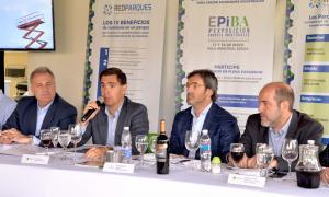 Encuentro para una agenda para los parques industriales de la provincia de Buenos Aires.