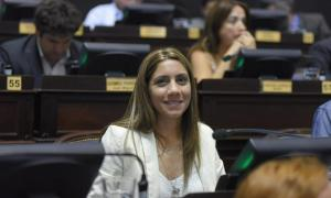Diputada Debora Galán
