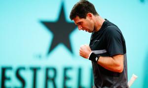 Delbonis en Roland Garros: Quedó afuera en octavos de final