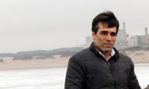 López, Intendente de Necochea, ciudad que será beneficiada por las obras. Foto: Sitio web Facundo López