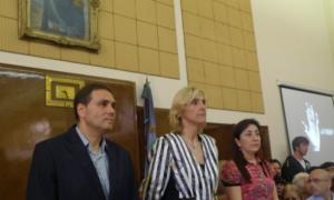 Asumieron ocho nuevos concejales en General Pueyrredon. Foto:puntonoticias.com