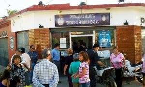 El caso conmociona a la localidad de Villa Rita.