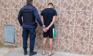 El sospechoso fue detenido en Lanús.