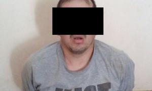 El delincuente fue atrapado en Santiago del Estero.