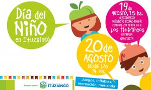 Día del Niño en Ituzaingó