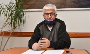 El intendente de Monte Hermoso Alejandro Dichiara