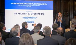Primera licitación de PPP: 32 ofertas para transformar más de 3 mil kilómetros de rutas