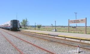 En enero vuelve el tren a Divisadero de Pinamar, en Madariaga