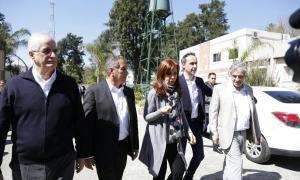 Cristina redobló la apuesta tras la carta a la oposición. Foto: Twitter