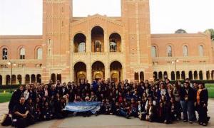 El año pasado viajaron 96 docentes a Estados Unidos.
