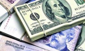 El dólar oficial estable.
