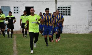12 de Octubre de San Nicolás clasificó al Regional por ganar el Torneo de Clubes 2019. Foto: La Noticia 1.
