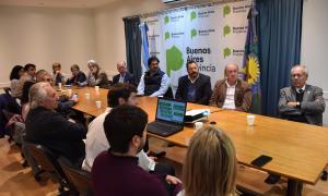 Foto: Prensa Ministerio de Agroindustria