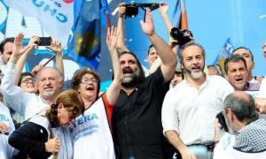 Macri le quitó poder a CTERA. Foto: Clarín