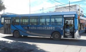 Viajar en colectivo costará 25 pesos. Foto: Prensa