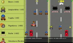 Captura de pantalla del videojuego.