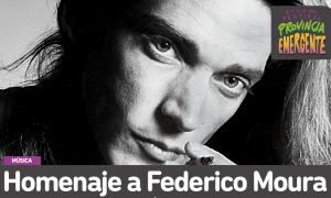 Tercera edición del Festival Provincia Emergente: Habrá un homenaje a Federico Moura