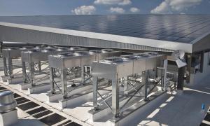 Emerson y Facebook implementarán el segundo edificio de centro de datos en Suecia