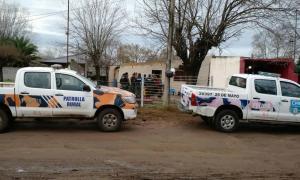 """La policía logró dar con los denominados """"Caranchos de la ruta 205"""""""