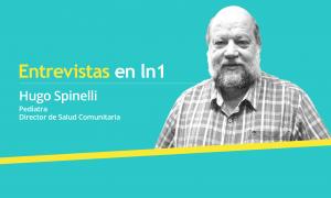 Hugo Spinelli es especialista en salud colectiva