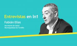 El secretario de Salud de Tordillo, Fabián Elías, dialogó con LaNoticia1.com.