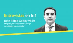 Juan Pablo Godoy Vélez dialogó con LaNoticia1.com.