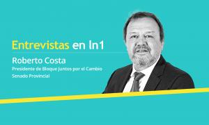 Roberto Costa dialogó con LaNoticia1.com.