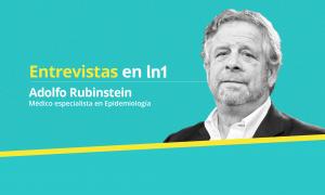 Adolfo Rubinstein dialogó con LaNoticia1.com.