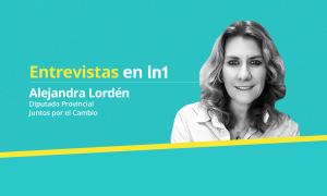 Alejandra Lordén dialogó con LaNoticia1.com.