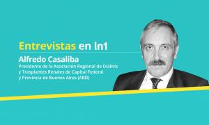 El Dr. Alfredo Casaliba dialogó con LaNoticia1.com.