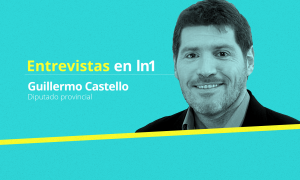Guillermo Castello dialogó con La Noticia 1.