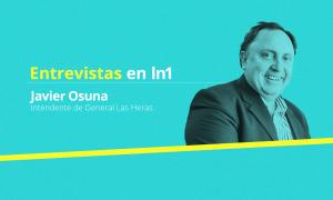Javier Osuna dialogó con La Noticia 1.