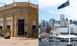 El hombre se había anotado en el Centro de Comercio de San Pedro. Su donación llegará hasta Australia.