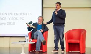 """""""Escuela"""" del PRO: Jorge Macri brindó una charla y advirtió a candidatos que """"los vecinos serán sus jefes"""""""