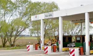 Marcha atrás con la restricción en la tarifa diferencial del peaje para vecinos de San Andrés de Giles