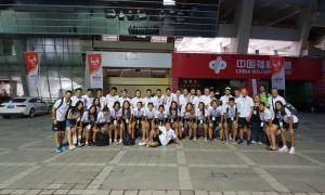 Equipos de fútbol finalistas en los Juegos Bonaerenses 2017 viajaron a China