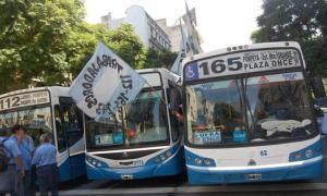 Las líneas 112, 165 y 243 están sin servicio hace más de una semana.