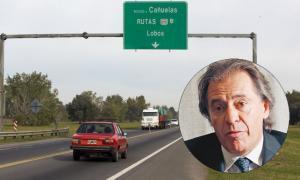 El Gobierno le quitó la concesión de la autopista Ezeiza - Cañuelas a Cristóbal López