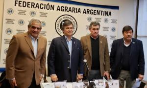 Paro del Campo: Federación Agraria dio libertad de acción