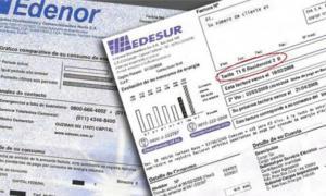 Los municipios cobran impuestos en las boletas de luz.