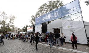 Pigna, Duggan, Dolina, Mauro Szeta en cuarta Feria del Libro de Almirante Brown