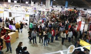 Todo listo para la Feria Nacional de Artesanías.